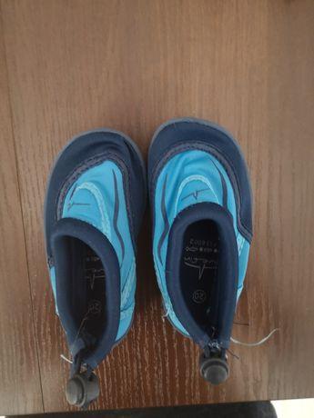 Buty do pływania dla chłopca rozmiar 20