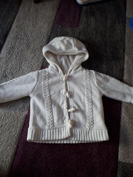 Sweter ocieplny rozmiar 86