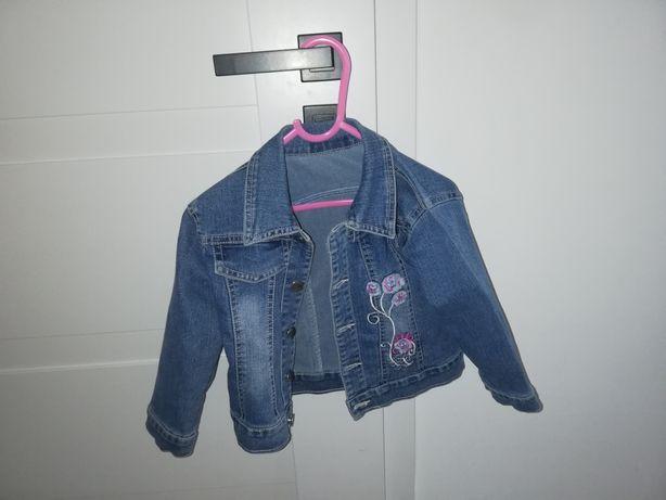 Kurtka jeans 104