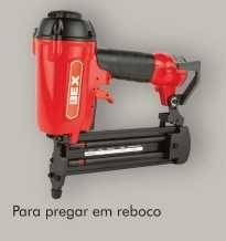 Pregadora prego de aço 1.8mm para reboco B16/50-D1 BEX nova