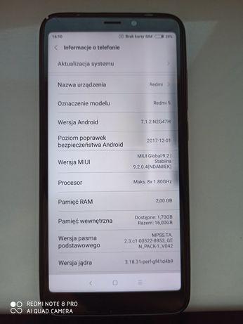 ! Xiaomi redmi 5 !