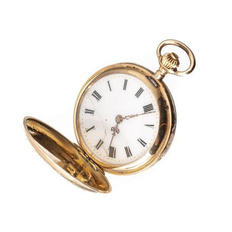Relógio Bolso Ouro Senhora