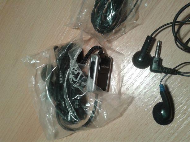 Słuchawki Nokia mikrofon do telefonu do rozmów mini jack