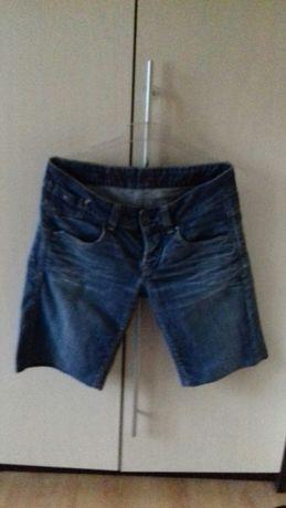 Spodnie Tommy hilfiger szer pasa 84 cm