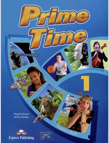 Prime Time 1-4(Virginia Evans) с аудио
