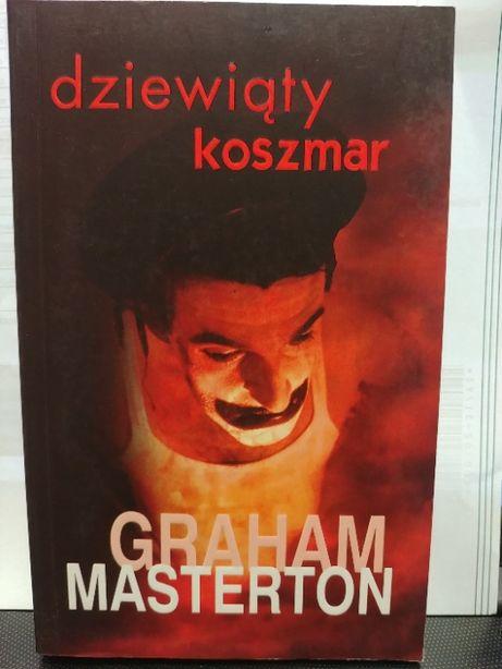 Dziewiąty Koszmar (Graham Masterton) książka