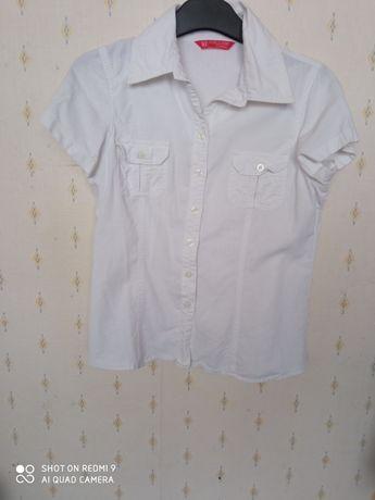 Biała koszula r. XXS/XS