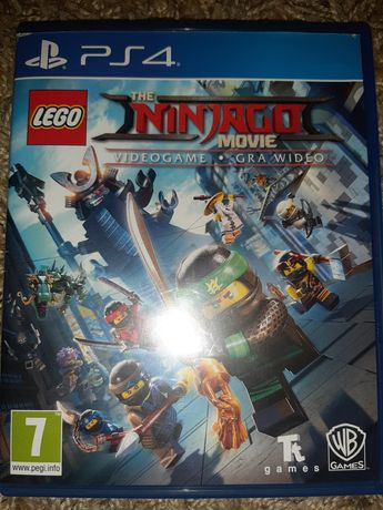 Lego Ninjago movie  ps4