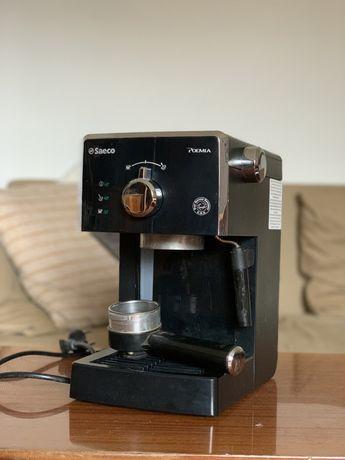 Saeco Poemia ekspres do kawy kolbowy ciśnieniowy