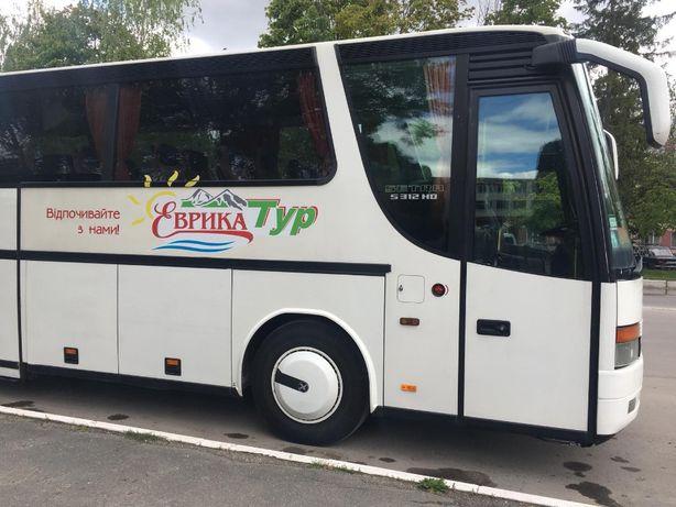 Продам автобус Setra HD 312