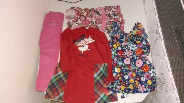 Lotes roupa e calçado de marca bom preço