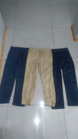 Spodnie chłopięce 134/140