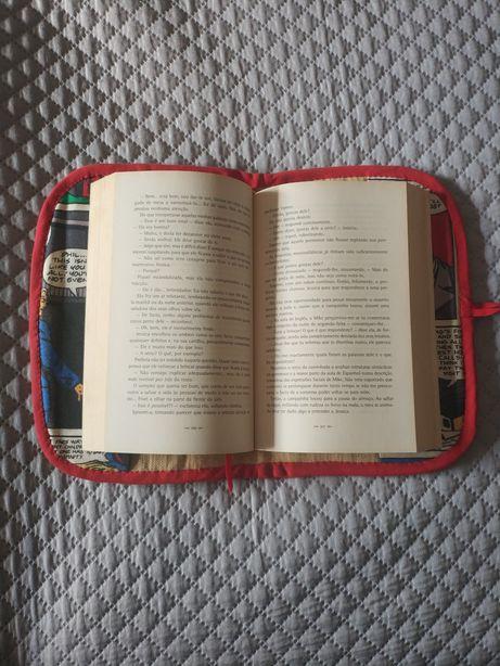 Capa Proteção Livro