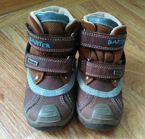 Зима bartek 22 термо ботинки (сапоги) 14,5 см.