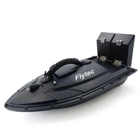Nowa łódka flytec zanętowa