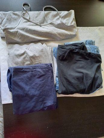 Ubrania ciążowe l/xl