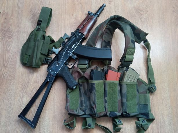 Cm045 ASG lct chest rig