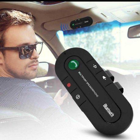 Автомобильный беспроводной динамик-громкоговоритель Спикерфон в авто