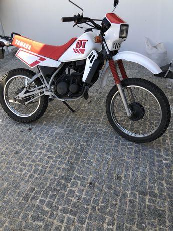 Yamaha Dt como nova