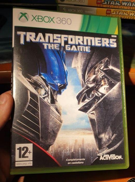 x360 Transformers the Game Xbox 360 igła Bydgoszcz - image 1