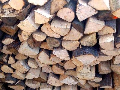 Kominkowo-opałowe drewno suche