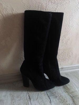 Сапоги сапожки ботинки туфли лоферы мюли 40-41 размер! Braska, новые
