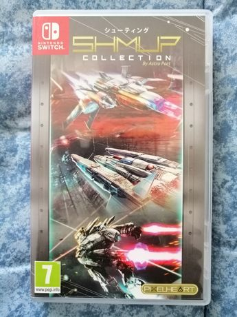 Shmup collection Nintendo Switch