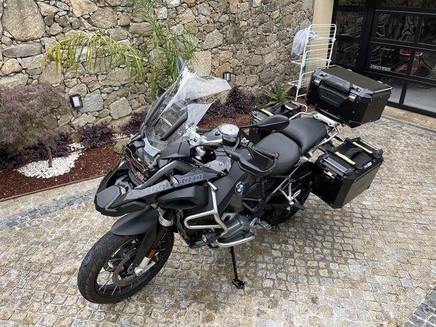 Bmw Gs 1200 Adventure // Tripel Black // Nacional