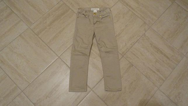 spodnie dziewczęce w rozmiarze 110