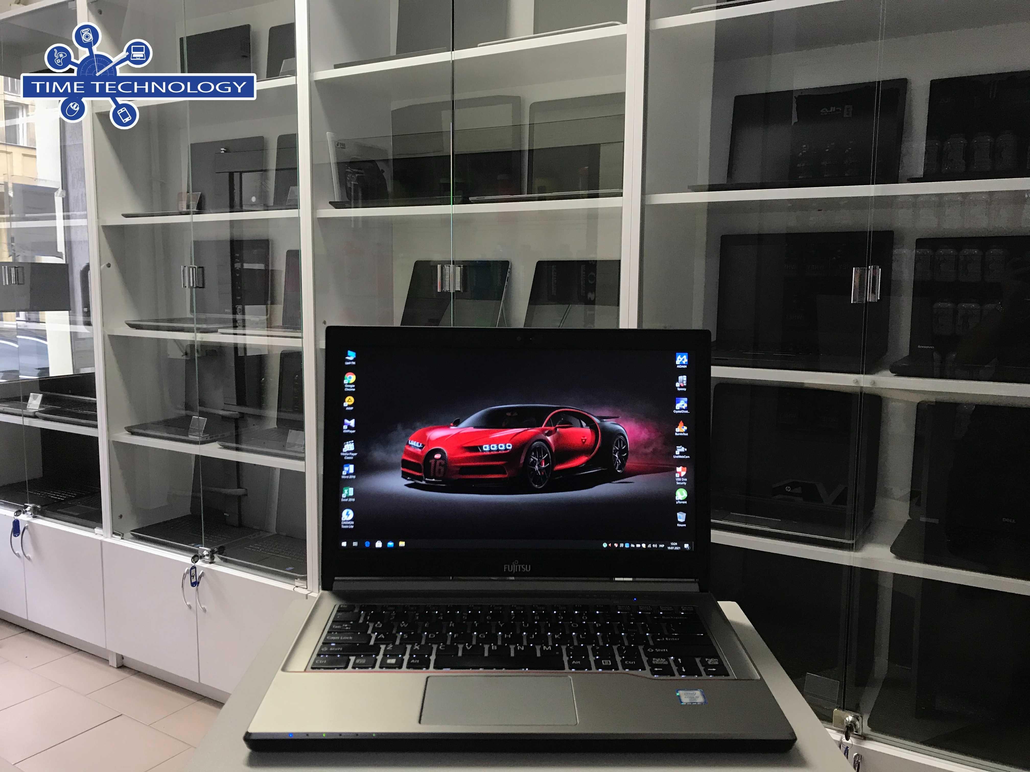 Ноутбук Fujitsu Lifebook E746 [Core i7] [HD+] [SSD] на Куліша 22