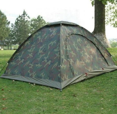"""Палатка туристична 4-ох місна """" Хаки """" 2,0 х 2,5 м"""