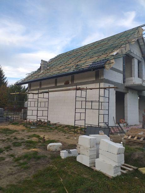 Usługi Budowlane Budowa domow
