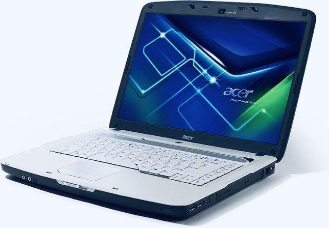 Laptop Acer Aspire 5720 bardzo dobry stan /4GB/500GB/Kamerka/Mikrofon