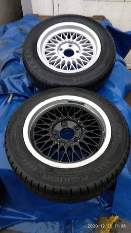Колеса BMW, 5 стиль, без кришок