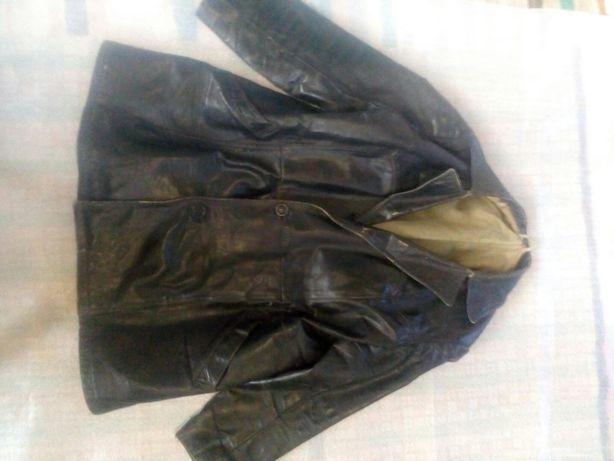 Куртка кожаная ссср