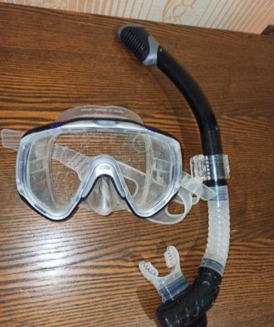 Продаю маску для плавания Модель:М-14 Visualator M-14Q