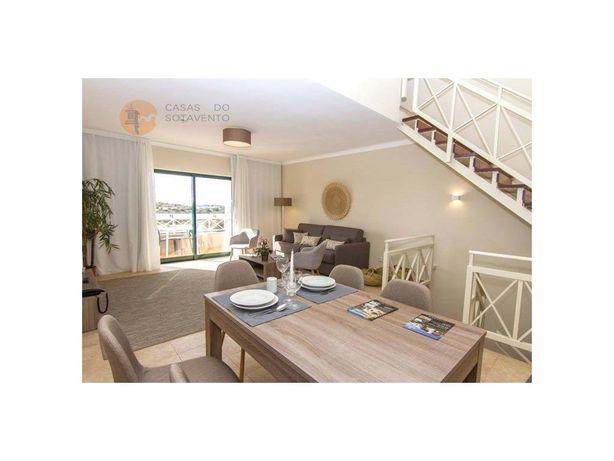 Apartamento T1 Duplex situado em resort de luxo no Carvoeiro