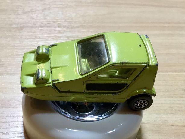 Miniatura antiga Corgi Toys Bond Bug 700Es