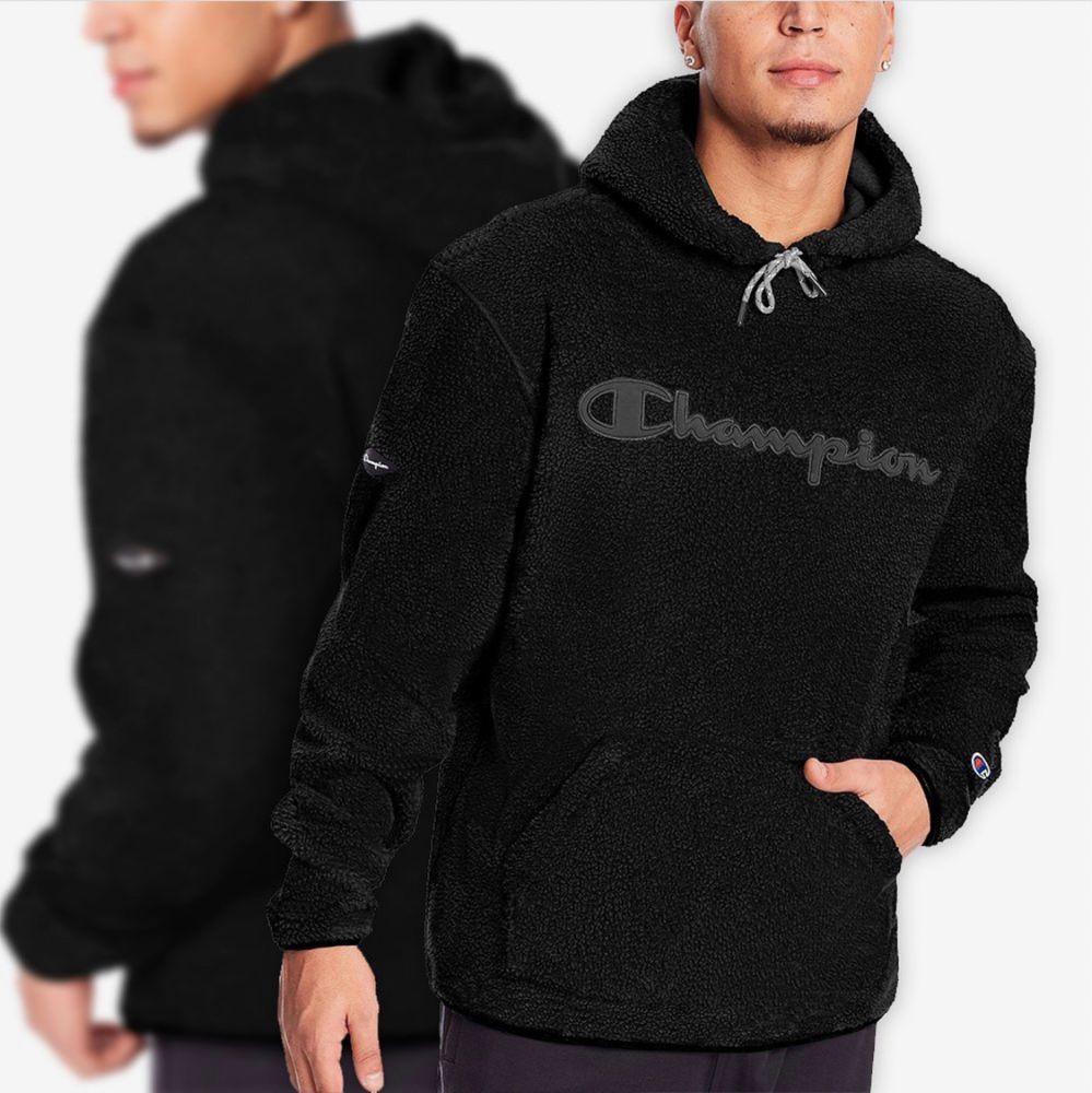 Світшот, худі Champion Men's Heritage Sherpa Hoodie. Оригінал.
