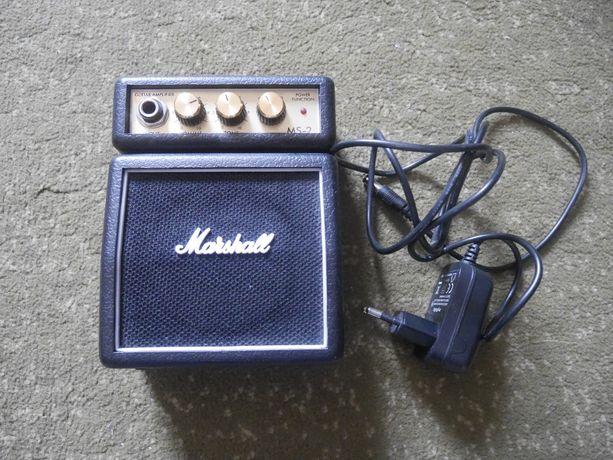 Wzmacniacz gitarowy Marshall MS-2