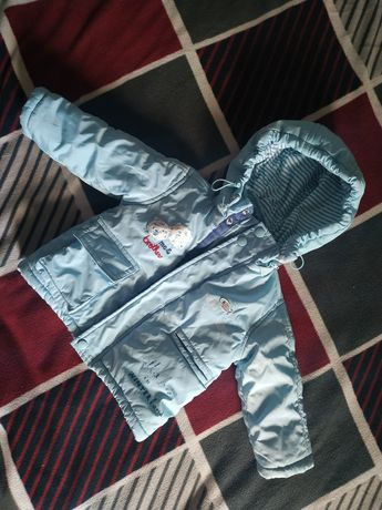 Куртка демисезонная на малыша