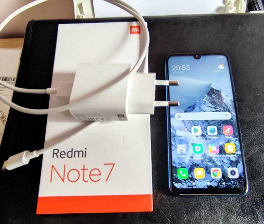 Redmi Note 7 4/64GB stan prawie idealny