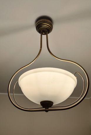 Lampa wisząca retro stylowa