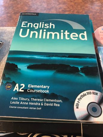 English Unlimited A2