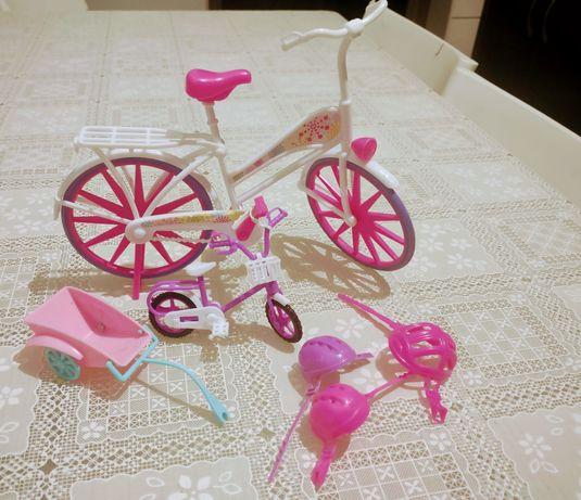 Rowery dla lalki Barbie- rezerwacja
