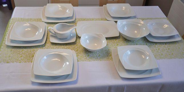 jak Lubliana Celebration -zestaw obiadowy 18 osób (3x zestaw 6 os)