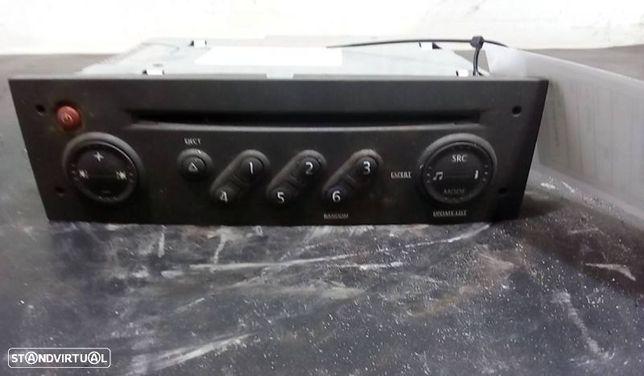 Rádio Renault Megane Ii Grandtour (Km0/1_)