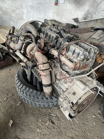 Iveco magirus ev 2 мотор магирус 380 двигатель
