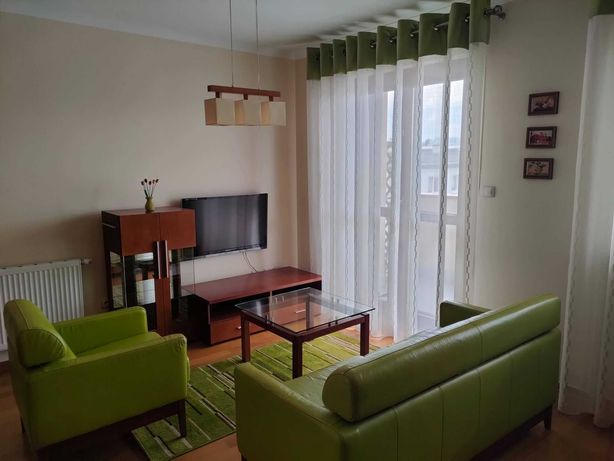 Wynajem mieszkania 60m2 Kraków Apartament Głowackiego BEZ POŚREDNIKÓW