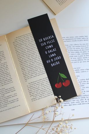 Marcadores de livros | Por do sol